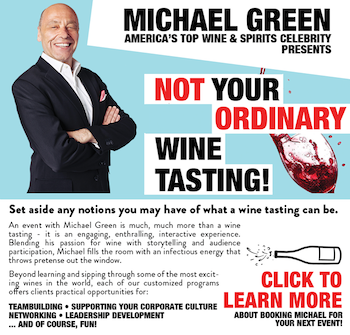 Michael Green Wine Tastings