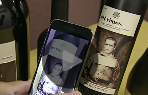 AR for Wine